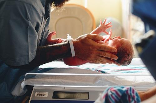 maternité nouveau né