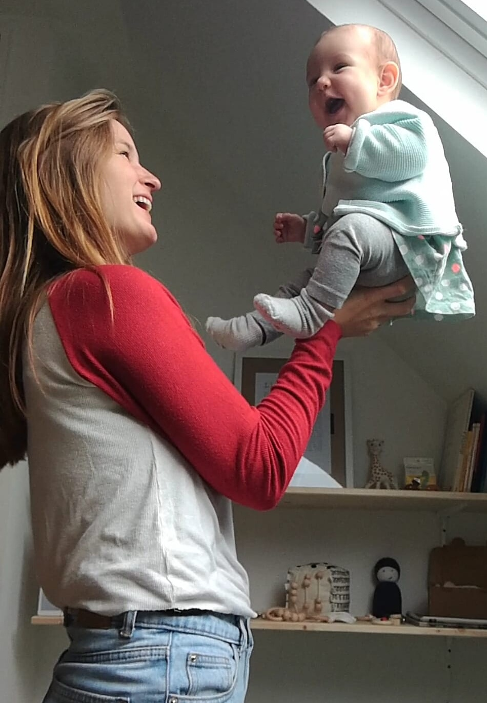 Haptonomie postnatale